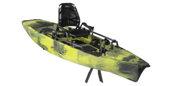 Pro Angler 12 360 Seagrass